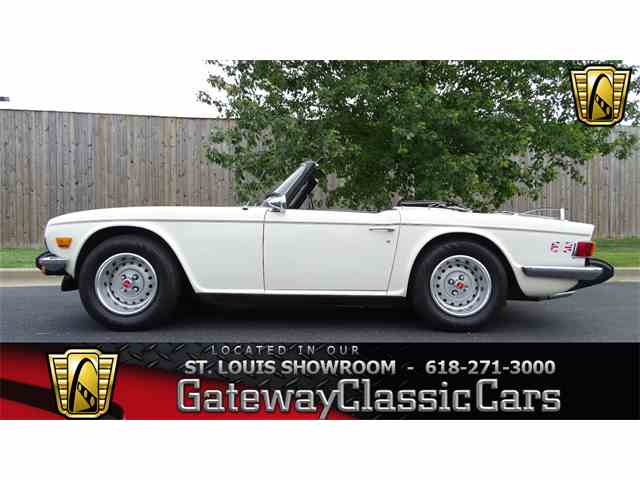 1976 Triumph TR6   1016779