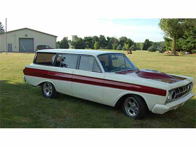 1964 Mercury Comet 202 Custom Station Wagon | 1010678