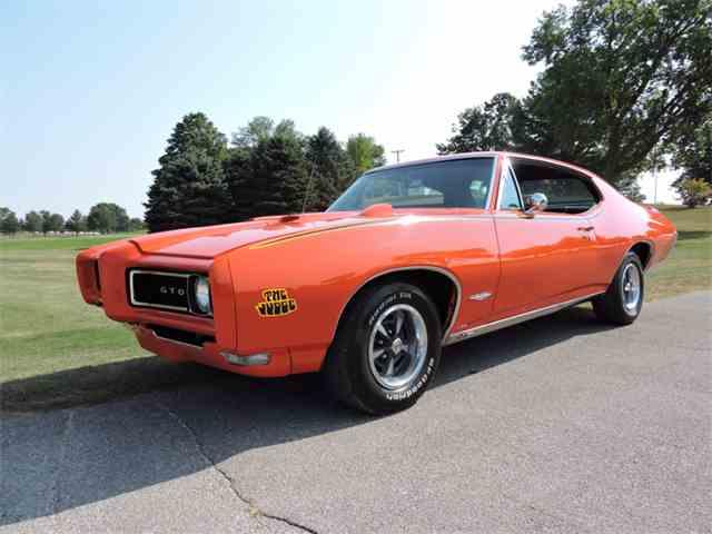 1968 Pontiac GTO (The Judge) | 1016781