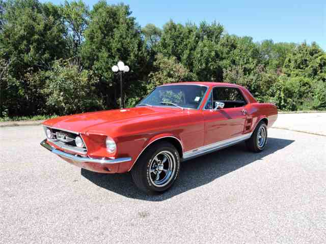 1967 Ford Mustang | 1016782