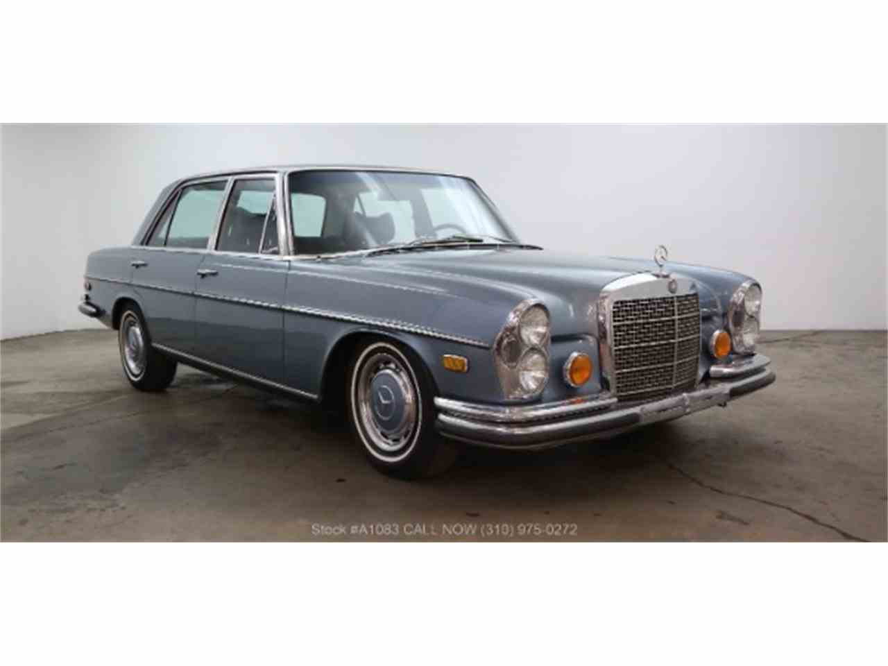 1972 Mercedes-Benz 300SEL for Sale - CC-1016784