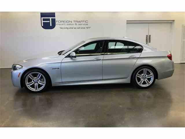2014 BMW 5 Series | 1016795