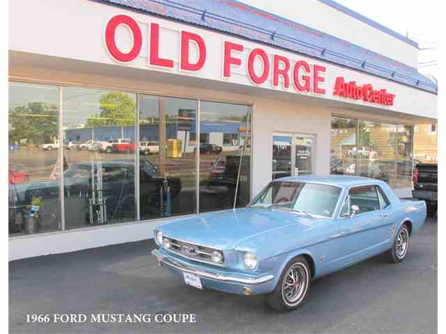 1966 Ford Mustang | 1016796