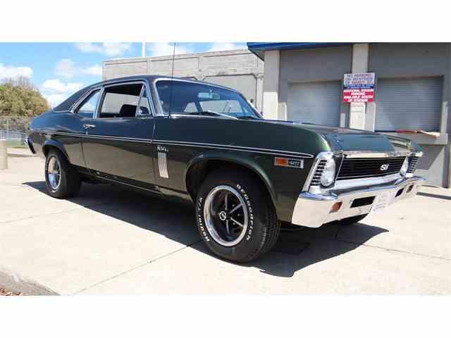 1969 Chevrolet Nova SS | 1010068