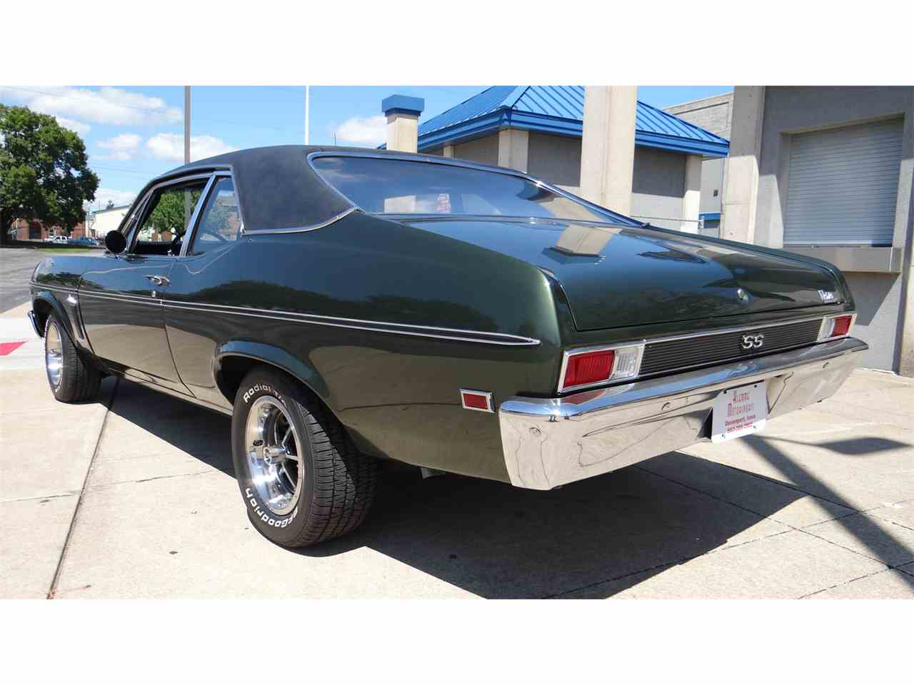 1969 Chevrolet Nova SS for Sale | ClassicCars.com | CC-1010068