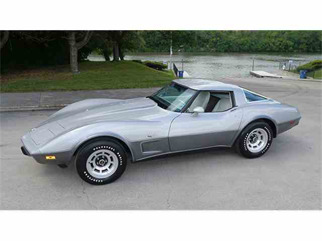 1978 Chevrolet 25th Anniversary Corvette | 1010680