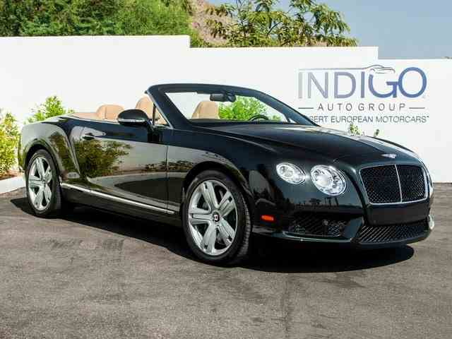 2013 Bentley Continental GTC | 1016800