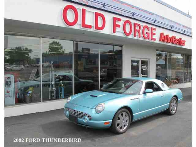 2002 Ford Thunderbird | 1016804