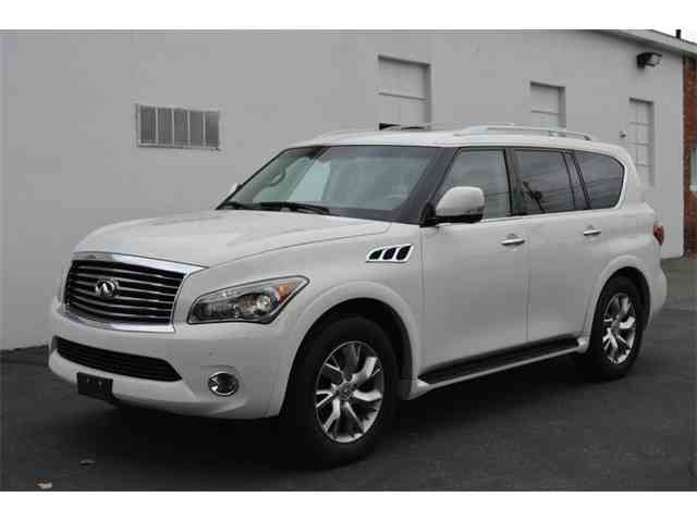 Picture of '11 QX56 - LSKW