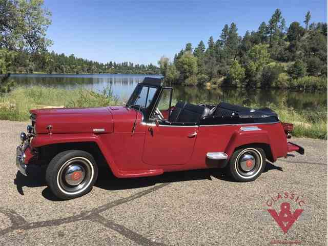 1950 Willys Jeepster | 1016818