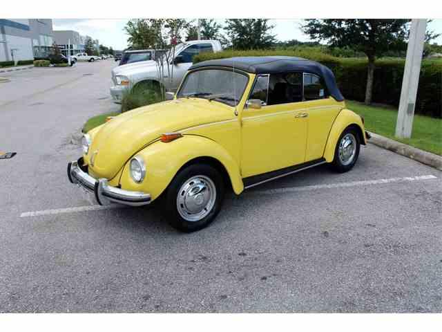 1971 Volkswagen Beetle | 1016821