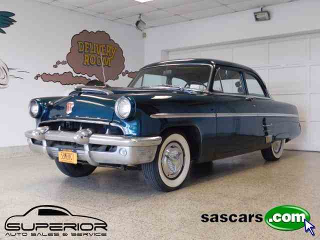1953 Mercury 2-Dr Coupe | 1016838