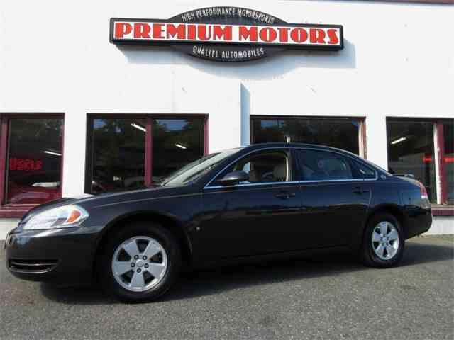 2008 Chevrolet Impala | 1016840