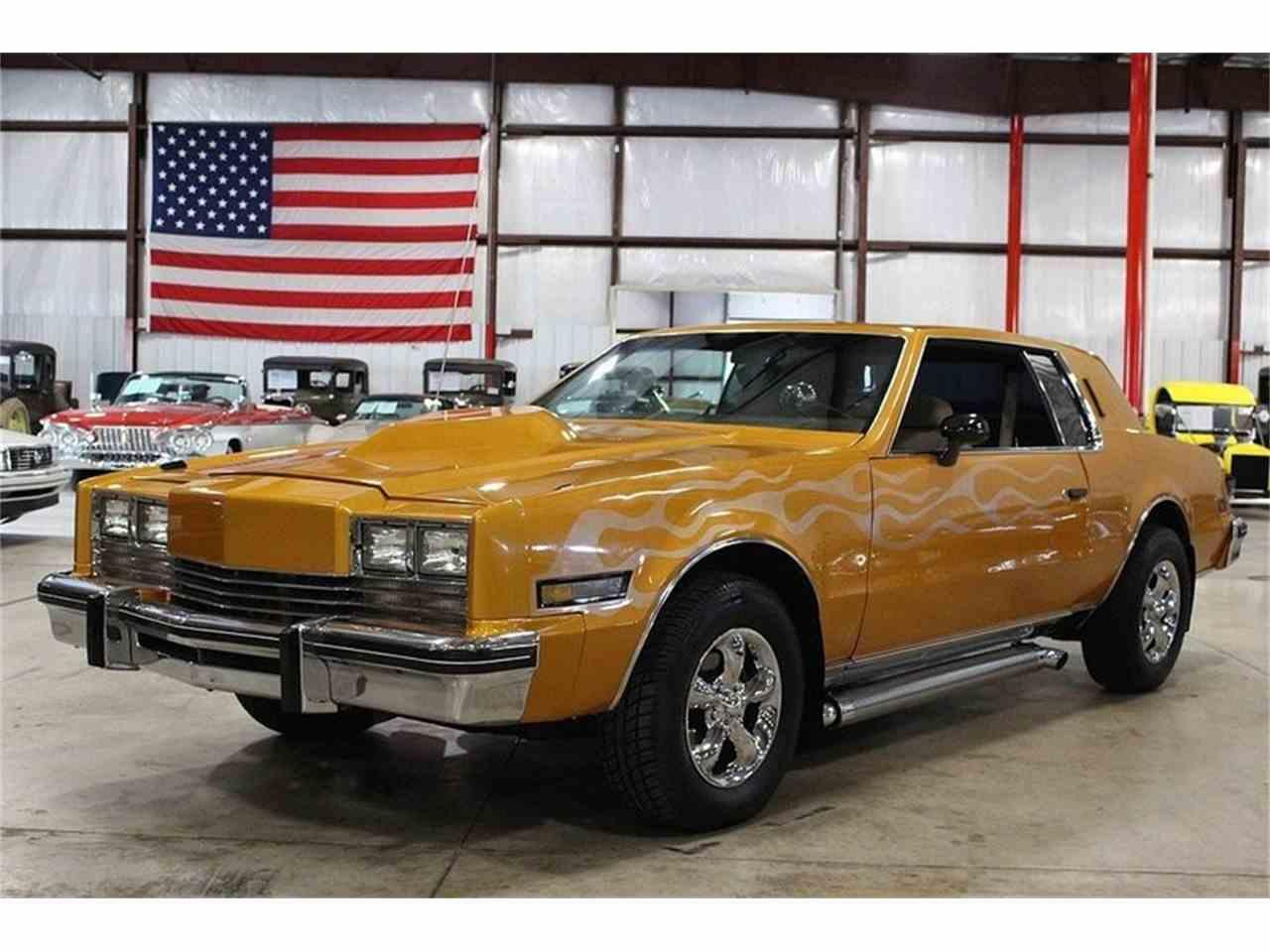 1985 Oldsmobile Toronado for Sale - CC-1016847