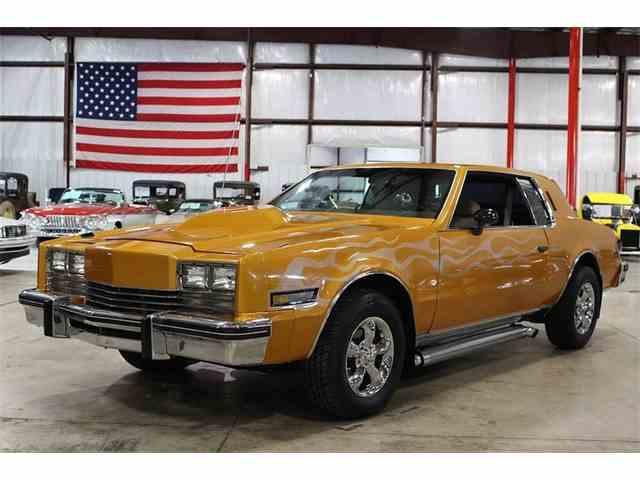1985 Oldsmobile Toronado | 1016847