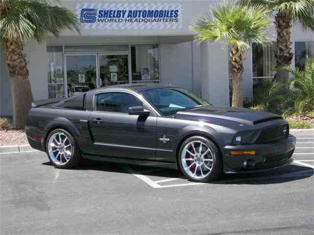 2007 Shelby GT500 | 1016852