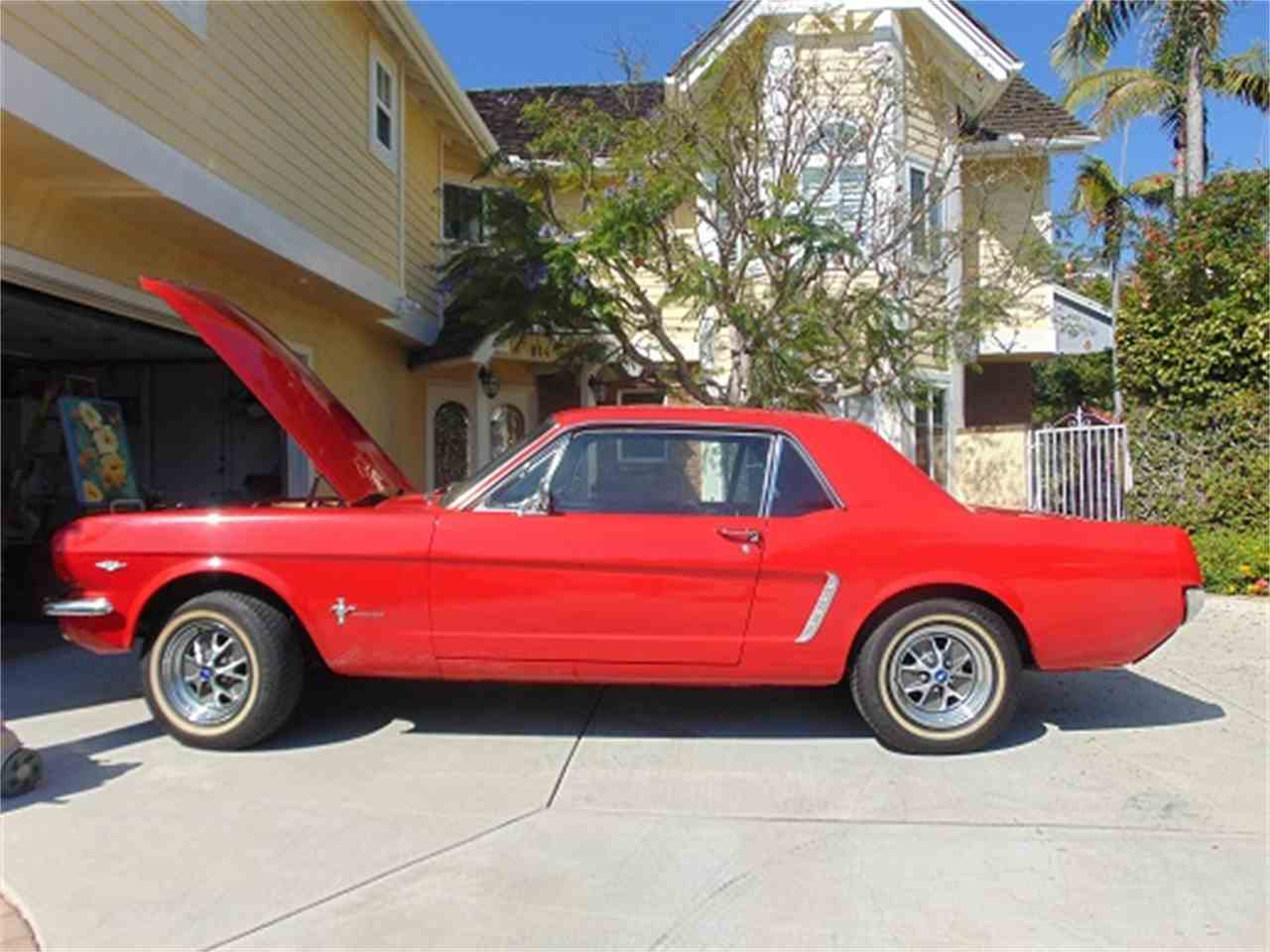 1965 Ford Mustang for Sale - CC-1016853