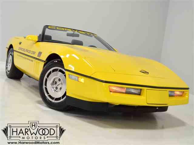 1986 Chevrolet Corvette | 1016860