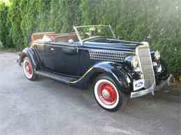 1935 Ford Cabriolet for Sale - CC-1016861