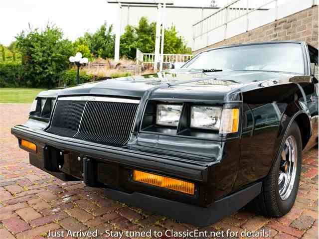 1986 Buick Grand National | 1010688
