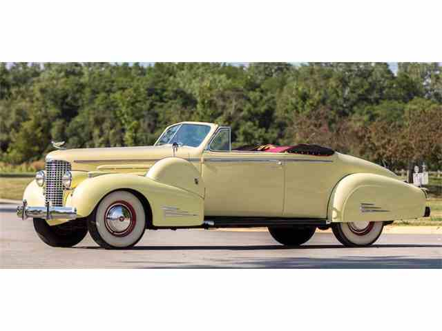1938 Cadillac V16 | 1016882