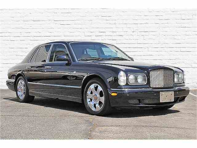 2001 Bentley Arnage | 1016883