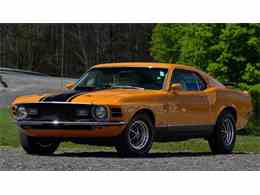 1970 Ford Mustang Mach 1 - CC-1016885