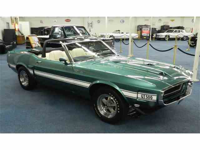 1969 Shelby Mustang | 1016886