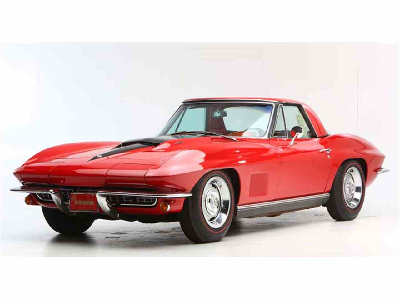 Large Picture of Classic '67 Chevrolet Corvette located in Nevada Auction Vehicle Offered by The Auto Collections - LSMW