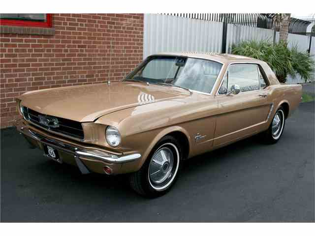 1965 Ford Mustang | 1016889