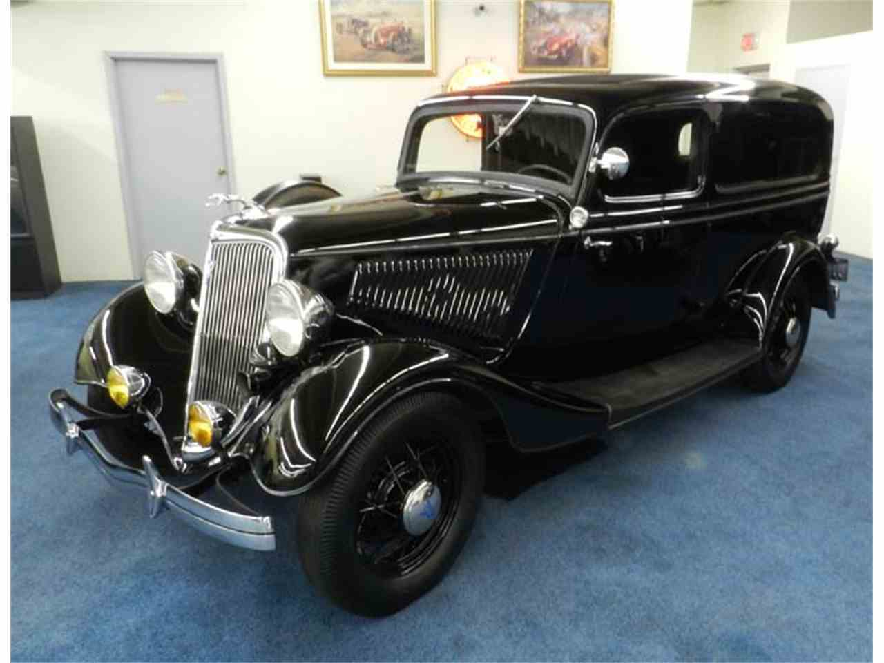 Large Picture of '34 V8 - LSMZ