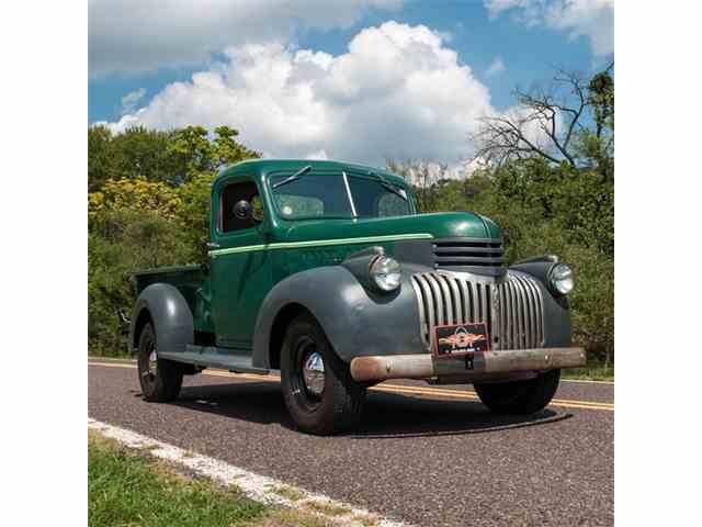 1946 Chevrolet Pickup | 1016897
