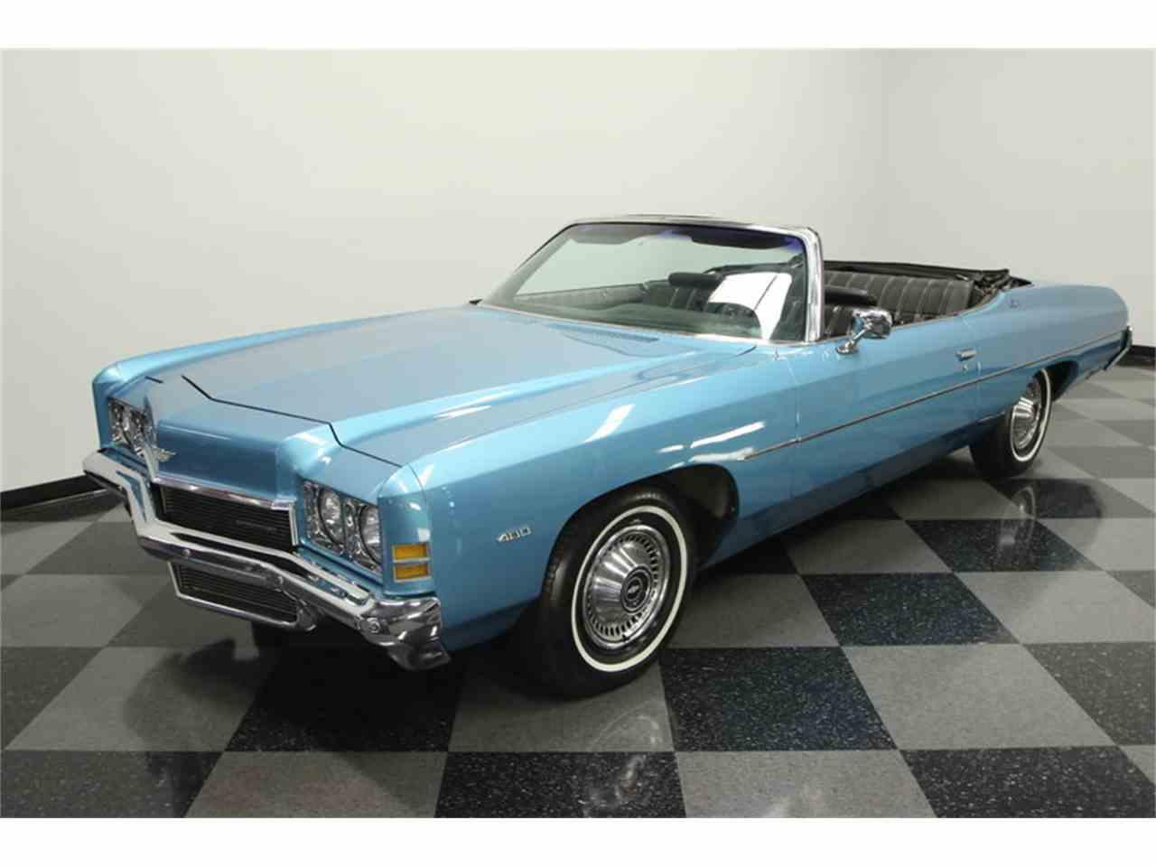 Impala 1972 chevrolet impala for sale : 1972 Chevrolet Impala for Sale | ClassicCars.com | CC-1016903