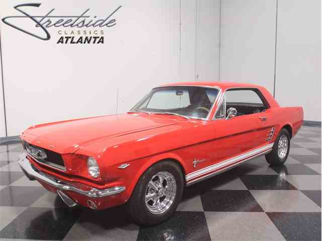 1966 Ford Mustang | 1016906
