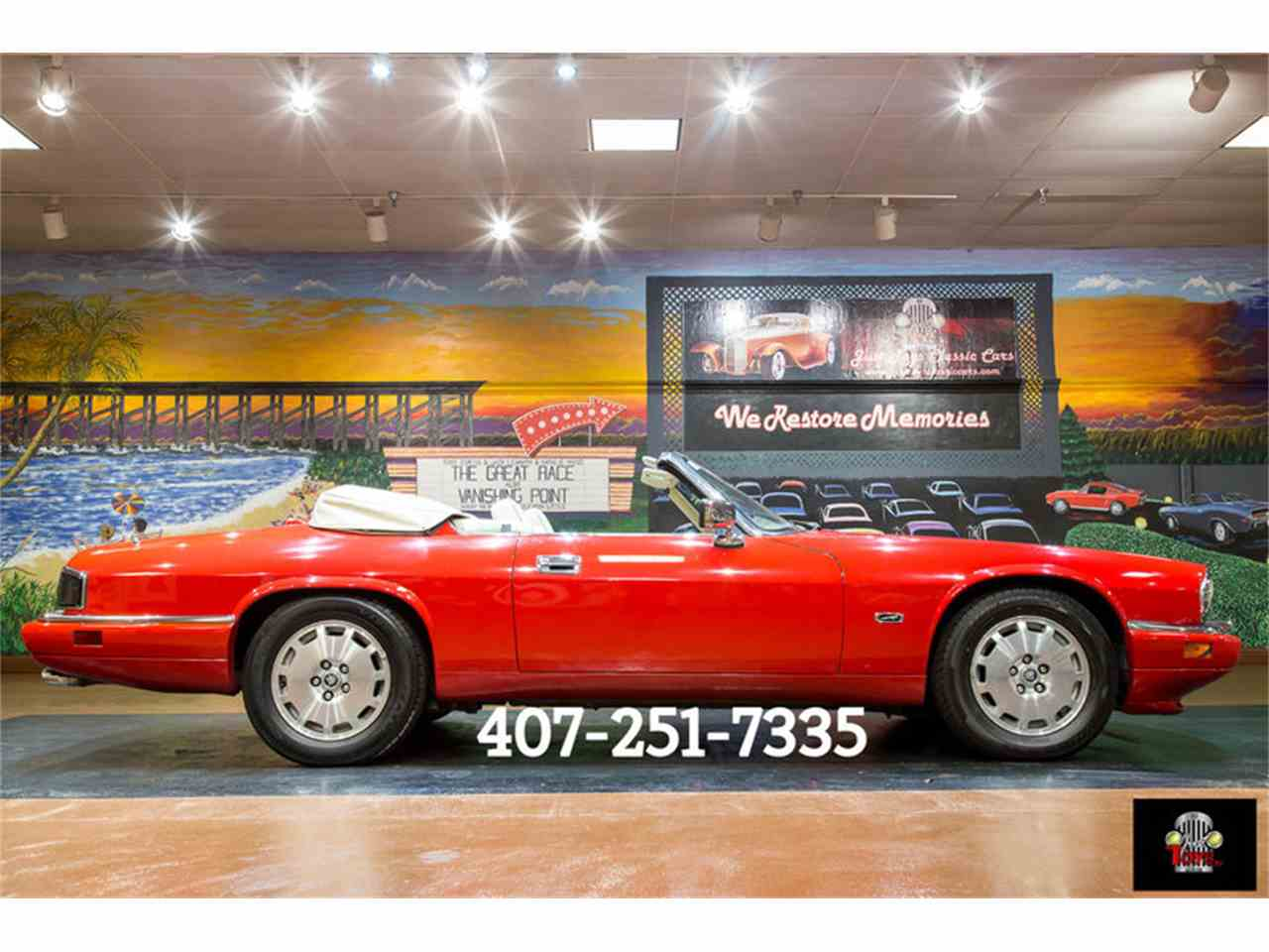 Large Picture of 1996 XJS Offered by Just Toys Classic Cars - LSNJ