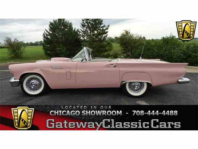 1957 Ford Thunderbird | 1016912