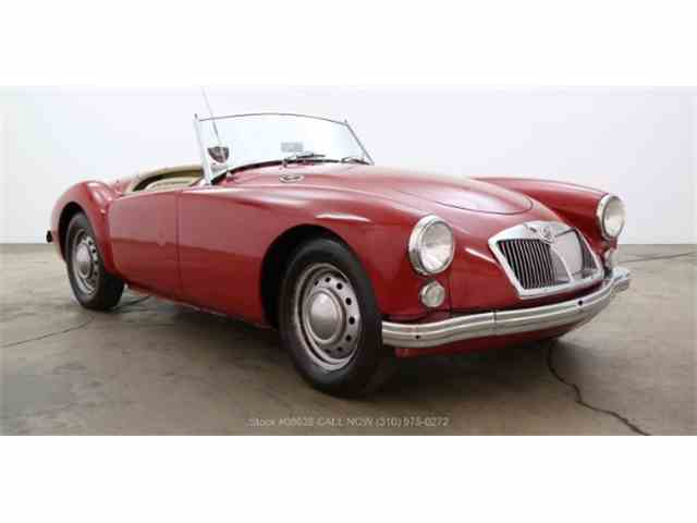 1961 MG Antique | 1010692