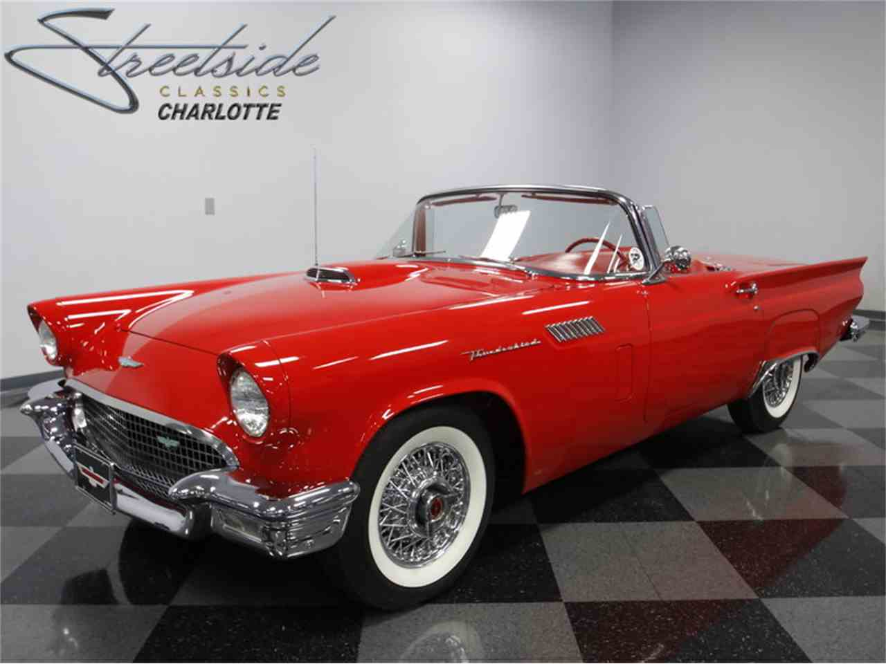 Large Picture of '57 Thunderbird - LSNS