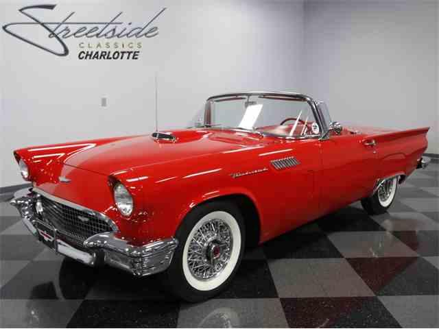 1957 Ford Thunderbird   1016920