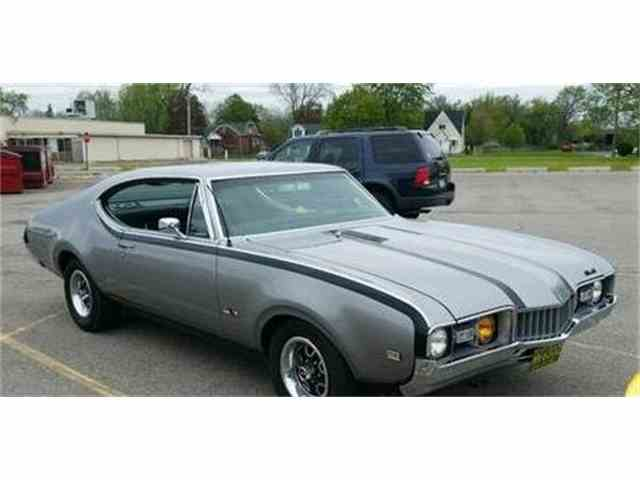 1968 Oldsmobile Cutlass | 1016933