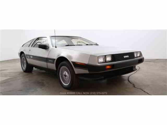 1981 DeLorean DMC-12 | 1016936