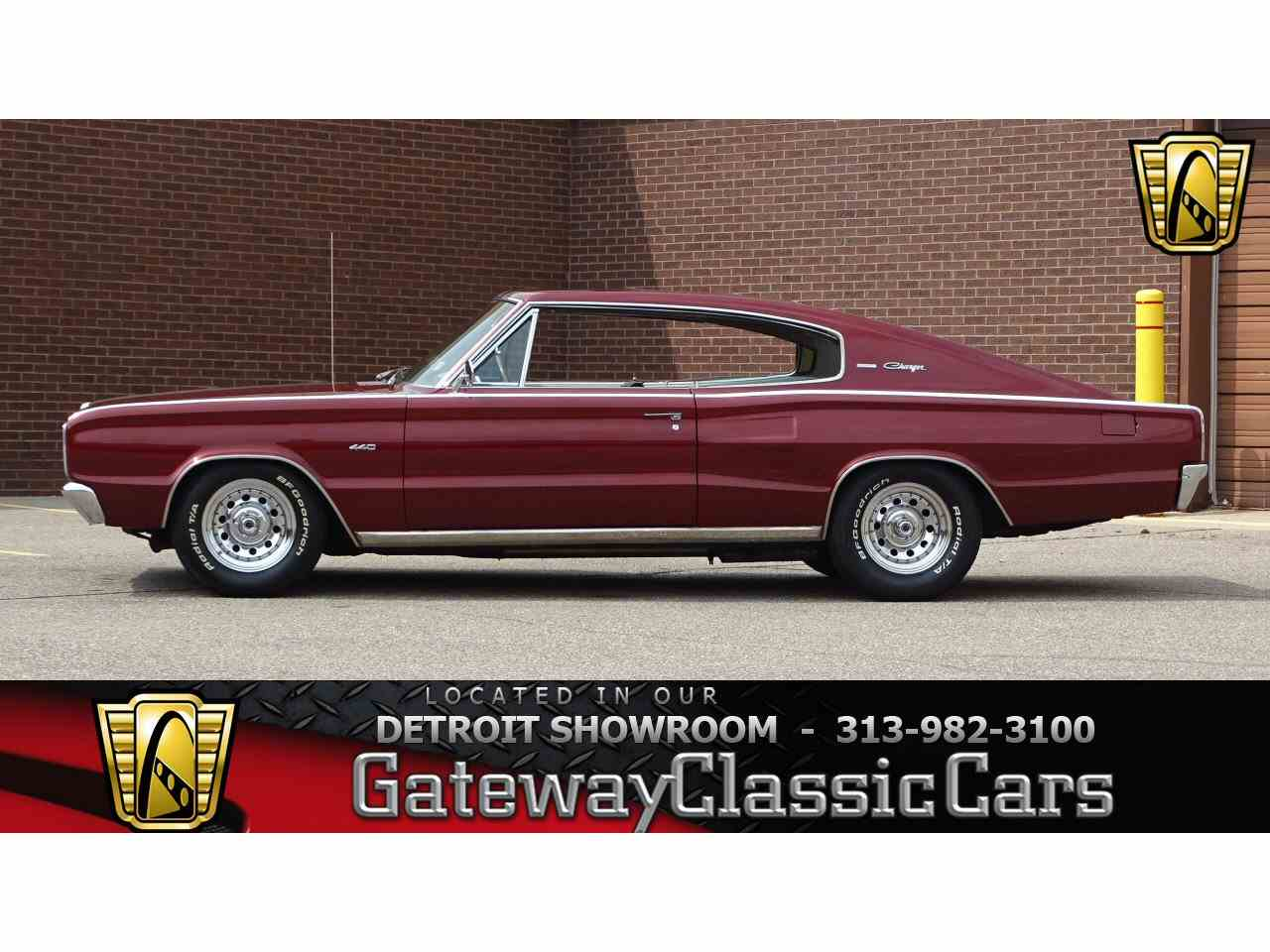 Large Picture of '66 Charger - LSO9