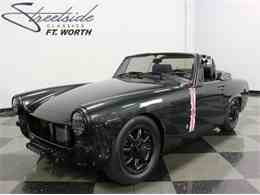 Picture of Classic 1971 Midget 1275 Resto-Mod located in Texas - $19,995.00 Offered by Streetside Classics - Dallas / Fort Worth - LSOB