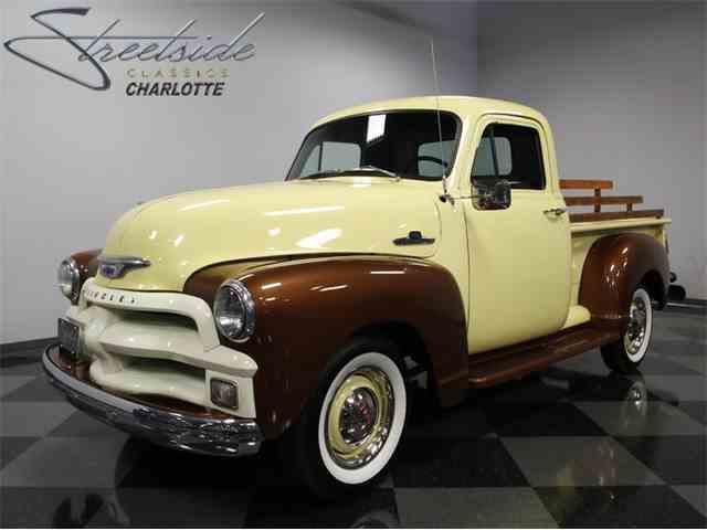 1955 Chevrolet 3100 | 1016942