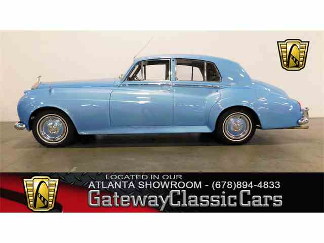 1960 Rolls-Royce Silver Cloud | 1016944
