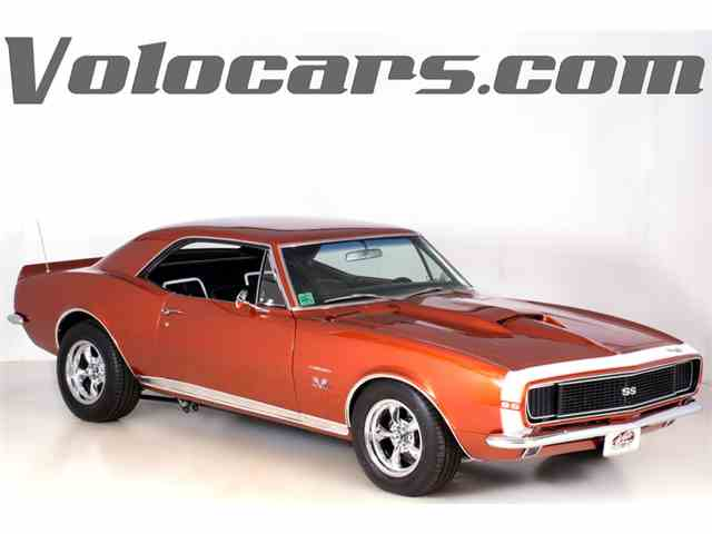 Picture of Classic '67 Chevrolet Camaro RS-SS Pro Touring Offered by Volo Auto Museum - LSOL