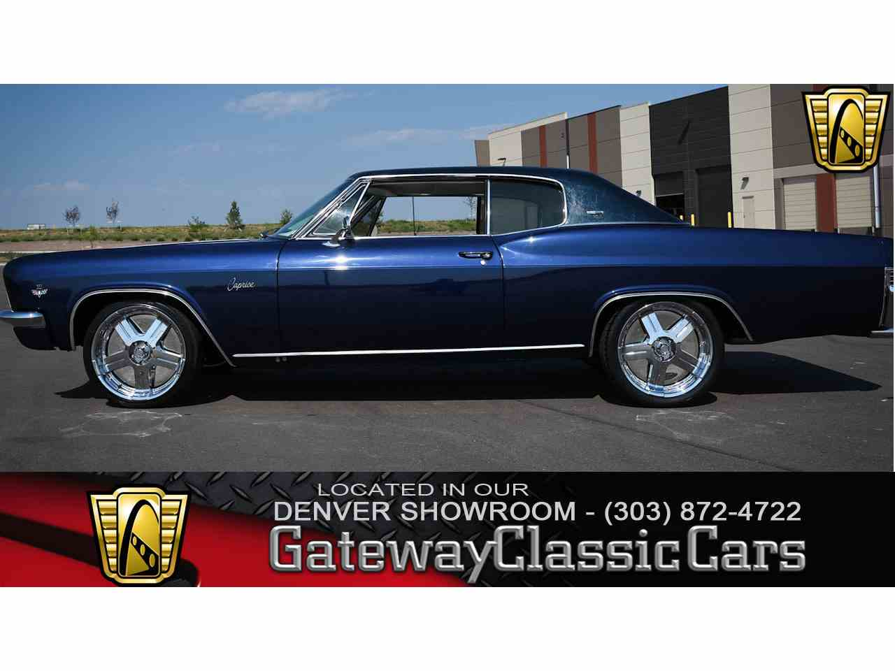 Large Picture of Classic '66 Chevrolet Caprice - $19,995.00 Offered by Gateway Classic Cars - Denver - LSOM