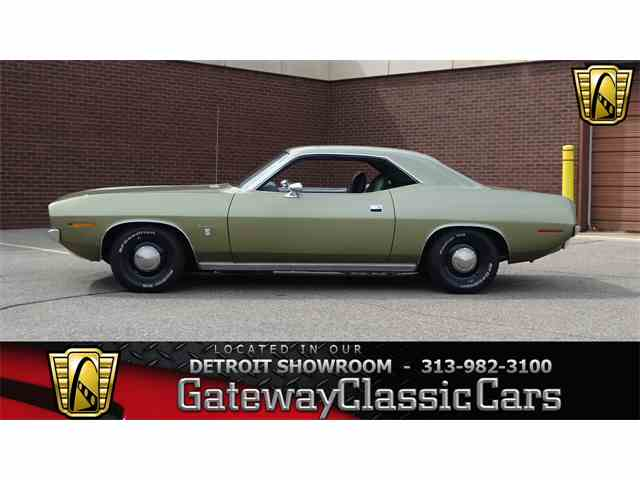 1970 Plymouth Barracuda | 1016956