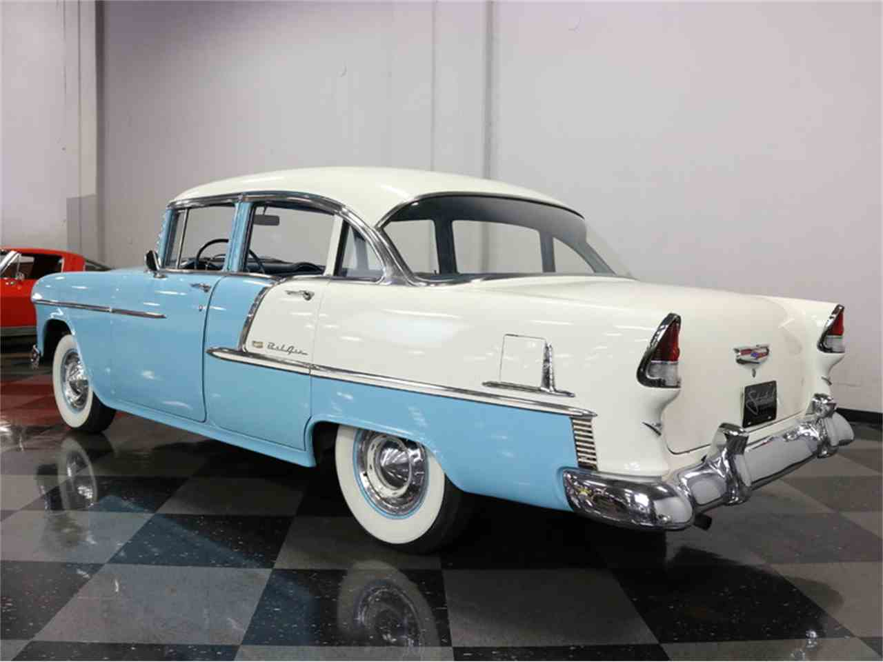 Large Picture of '55 Bel Air - LSOT