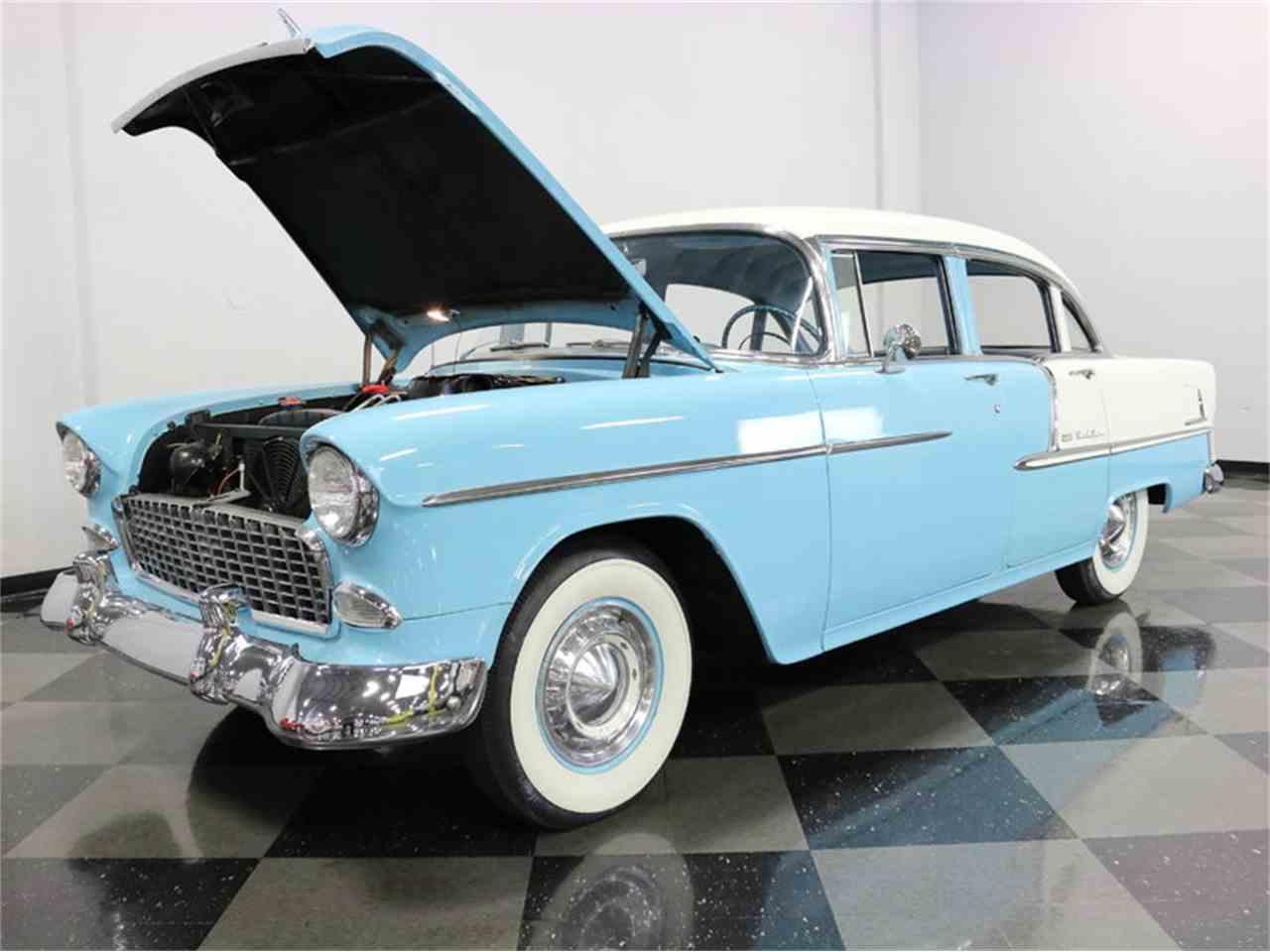 1955 Chevrolet Bel Air for Sale | ClassicCars.com | CC-1016957
